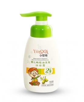 婴儿橄榄油洗发沐浴露