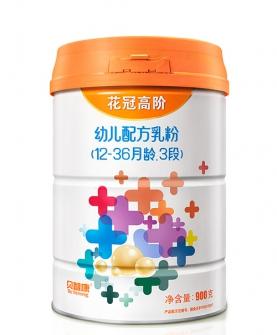 花冠高阶 3段配方乳粉900g