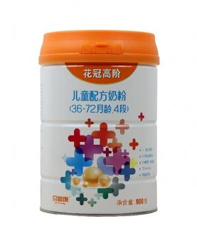花冠高阶4段配方乳粉900g