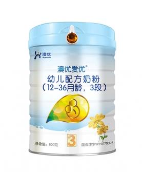 3段800g婴儿配方奶粉