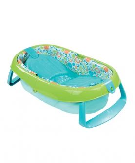 婴幼儿充气沐浴盆