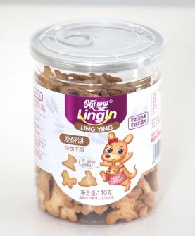 发酵饼干动物王国