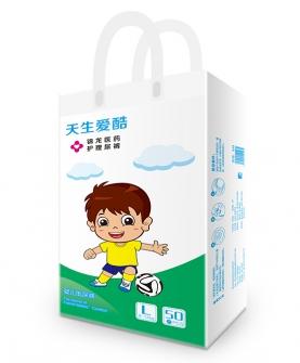 1婴儿纸尿裤L50