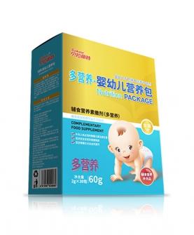 多营养婴幼儿营养包