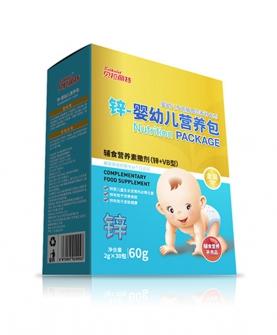 锌婴幼儿营养包