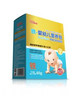 铁婴幼儿营养包