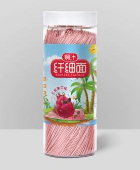 焖汁纤细面火龙果口味