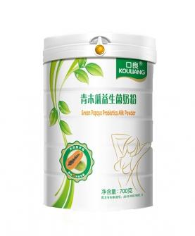 青木瓜益生菌奶粉