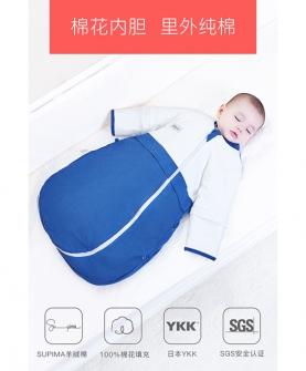 睡袋新生婴儿四季通用款