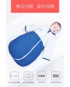 布哆哆天使睡袋新生婴儿四季通用款