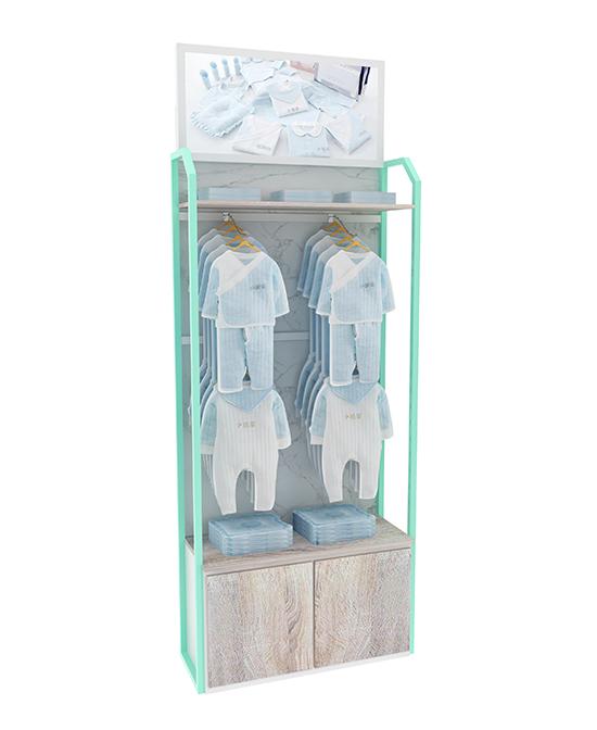 展正婴童装柜
