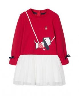 品牌童装女童裙子