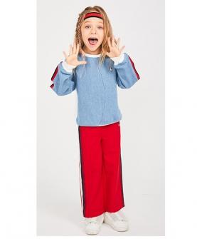 品牌童装男童女童卫衣