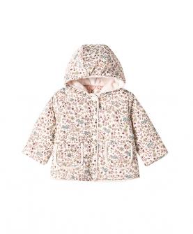 婴儿上衣连帽外套