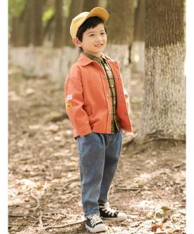 男童外套秋装