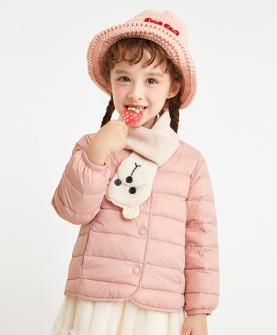 儿童轻薄外套