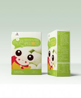 益生菌酸奶溶豆苹果口味