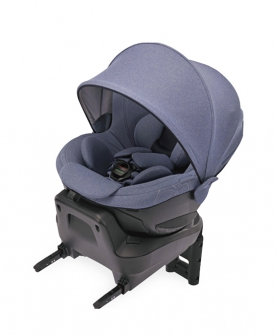 可躺360度旋转遮阳棚ISOFIX汽车安全座椅