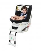 艾乐贝贝新生儿可躺儿童360度可旋转汽车安全座椅