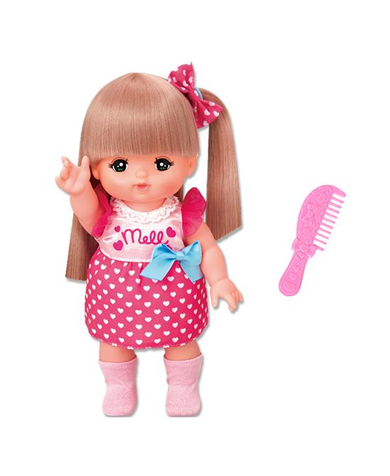 咪露洋布娃娃公主