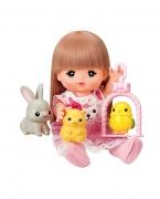 咪露宠物套装宝贝洋娃娃玩具