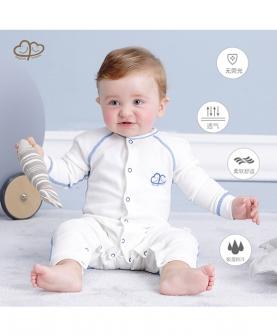 婴儿连体衣春装