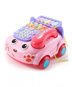 儿童电话机仿真