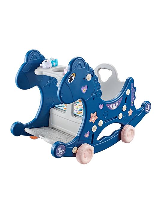 婴在起点婴儿多功能摇摇马
