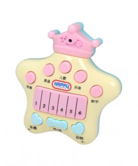 益智趣味早教声光玩具
