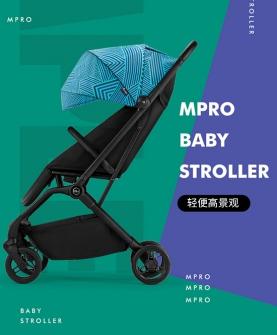 婴儿手推车轻便高景观