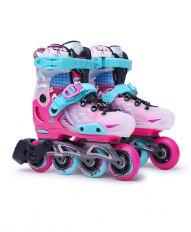 儿童花样溜冰鞋