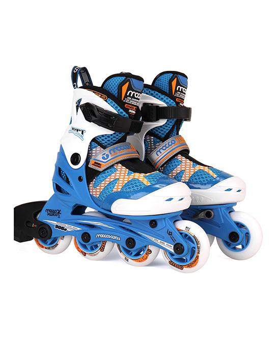 米高儿童全套装溜冰鞋