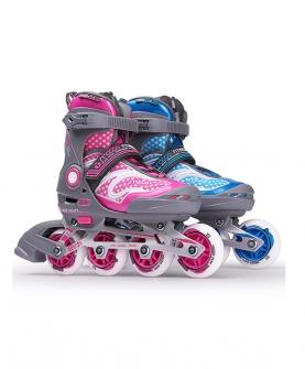 儿童闪光旱冰鞋
