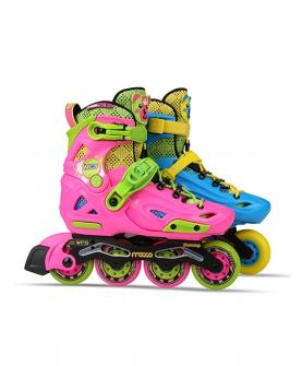 初学溜冰鞋花式