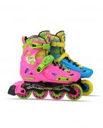 米高初学溜冰鞋花式