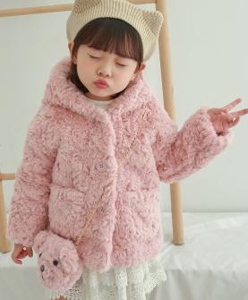 秋冬女童装外套