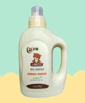 婴幼儿纯净皂液