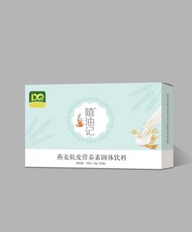 燕麦麸皮营养素固体饮料