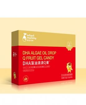 滴滴Q果-DHA藻油礼盒