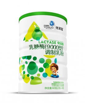 乳糖酶(9000型)调制乳粉