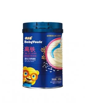 高铁配方奶米粉