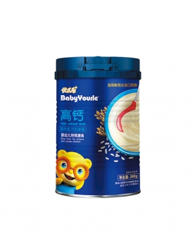 高钙配方奶米粉