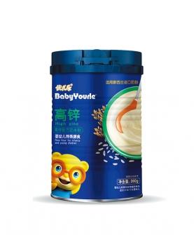 高锌配方奶米粉