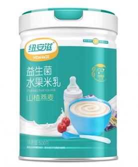 益生菌水果米乳(山楂燕麦)