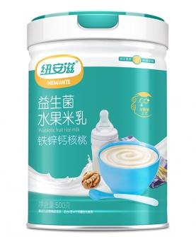 益生菌水果米乳(铁锌钙核桃)