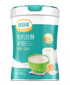 有机发酵米粉(胡萝卜益加)