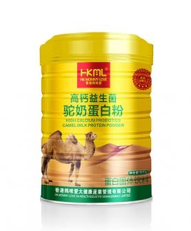 高钙益生菌驼奶蛋白粉