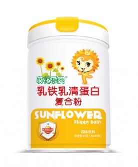 乳铁乳清蛋白复合粉