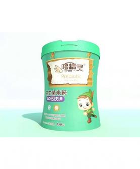 益生菌米粉-AD钙铁锌