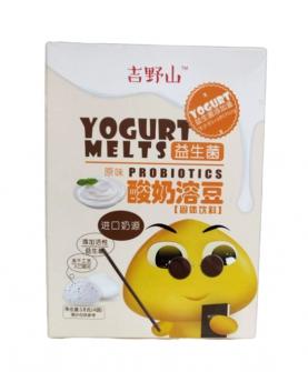 益生菌酸奶溶豆原味